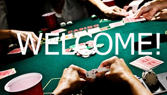 Tervetulopaketti Casinobonukset