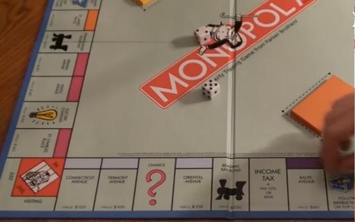 pöytäpelejä Monopoly