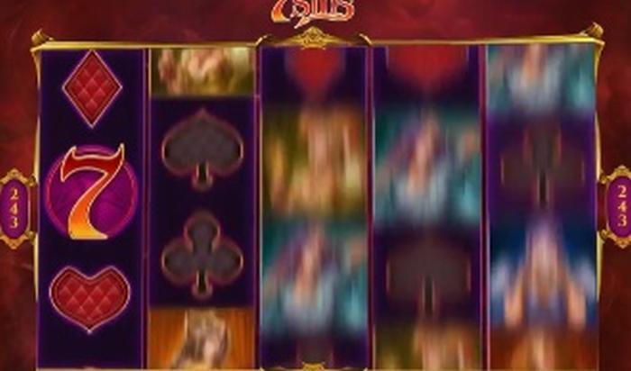 Playngo 7 sins kolikkopelit